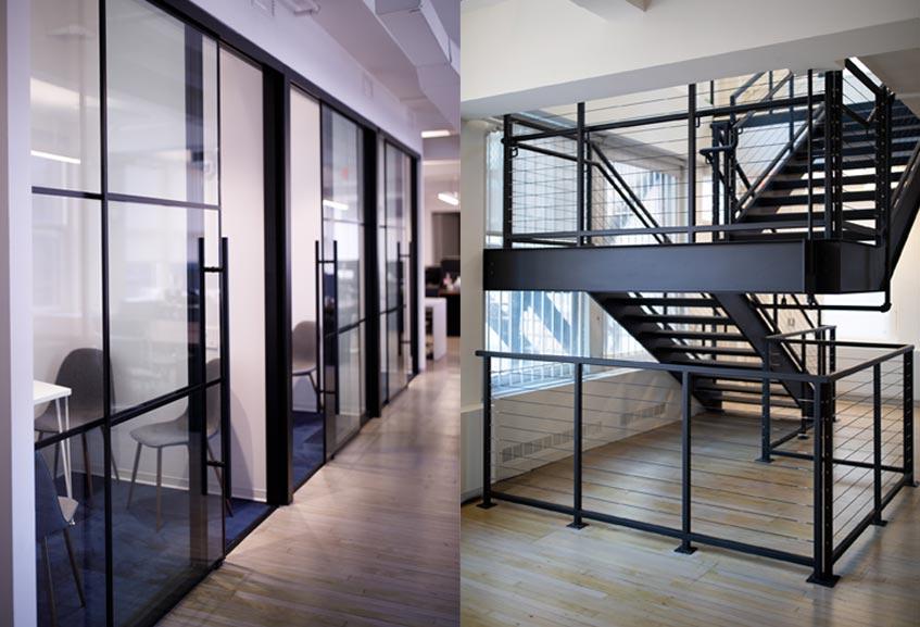 office renewal in NYC. Derris